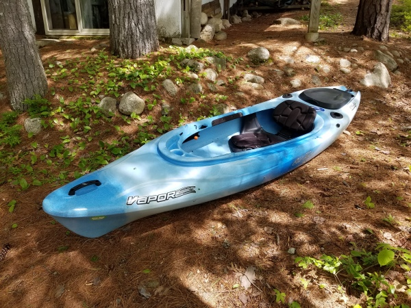Kayak - purchased 2017